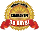 60 Day RISK FREE 100% Money Back Guarantee!